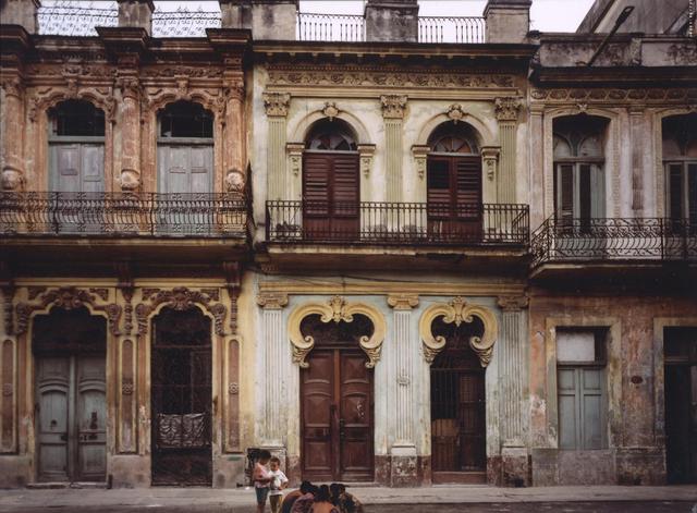 , 'Avenida San Lazaro #1, Havana, Cuba,' 1997, Rosenbaum Contemporary