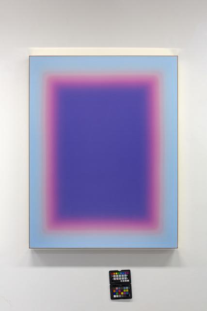 Jonny Niesche, 'Mutual Vibration (No half hearted rainbows)', 2019, LUNDGREN GALLERY