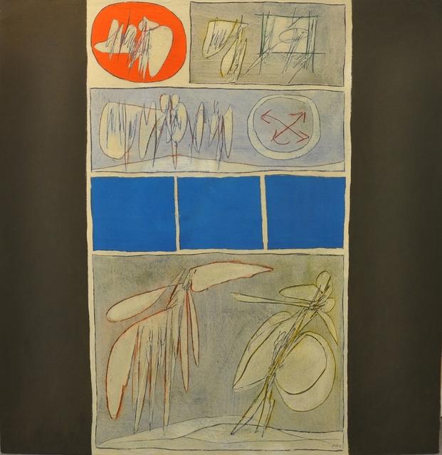 , 'Ultimo Capitolo,' 1963, Galleria Tega