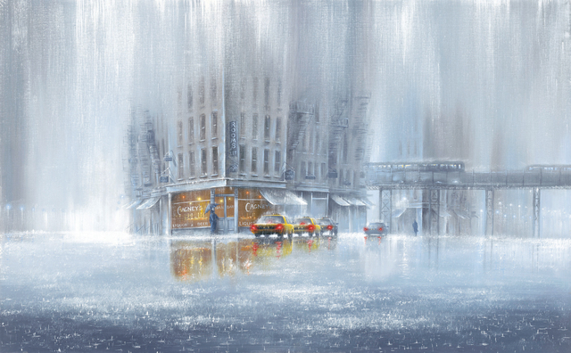 Jeff Rowland, 'On A Night Like This', 2016, Castle Fine Art