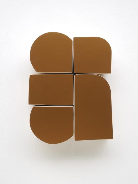 Andrew Zimmerman, 'Mayan Gold 2', 2018, Sears-Peyton Gallery
