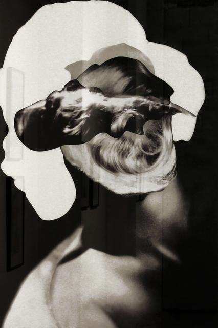 , 'Clouds,' 2013, Raum mit Licht
