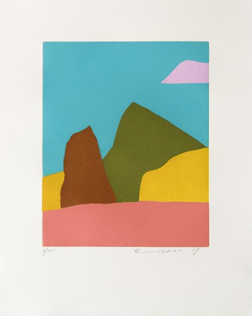 , 'Californie,' 2017, Galerie Lelong & Co.