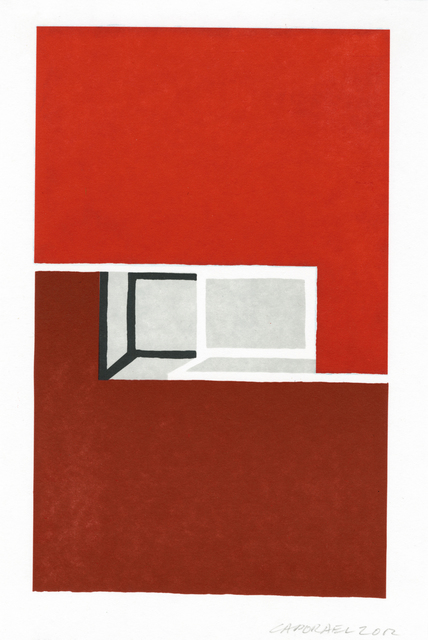 , 'Tempo,' 2012, Tandem Press