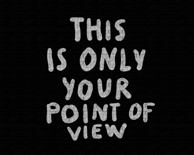 , 'This is Only Your Point of View,' 2018, Sapar Contemporary
