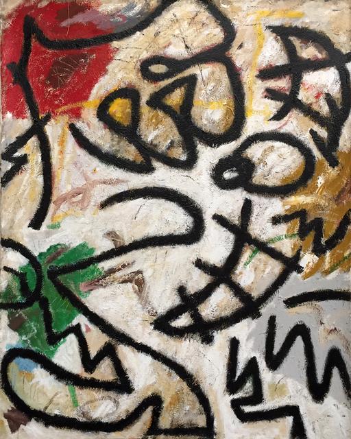 , 'Everything is Broken,' 2017, Asya Geisberg Gallery