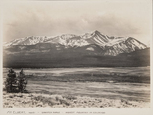 Harry L. Standley, 'The Major Peaks of Colorado (51 works)', circa 1945, Photography, Hardcover book with gelatin silver prints, Heritage Auctions