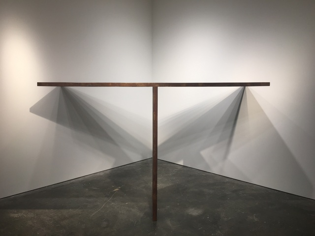 , ''T' With Two,' 1986, Simon Lee Gallery