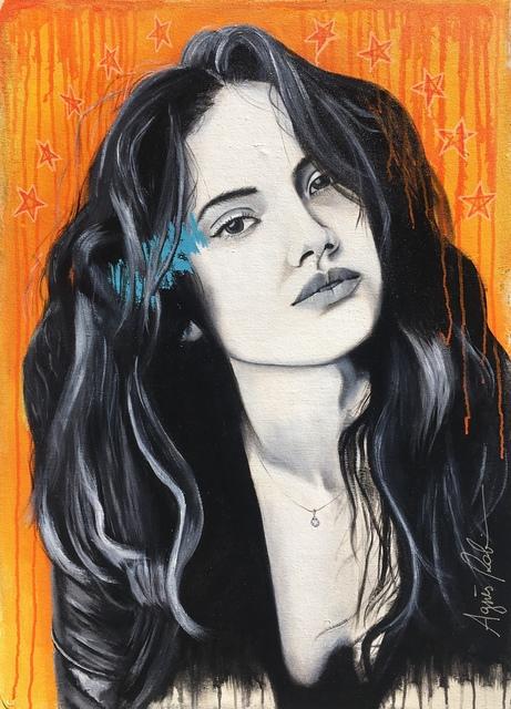 Agnès Robin, 'La tête dans les étoiles', 2019, Galerie Bloom