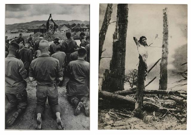 """, 'TQ 23/24: Mass, Dak To/The Modern """"Calvary"""",' 1966/1918, Moss Bureau"""