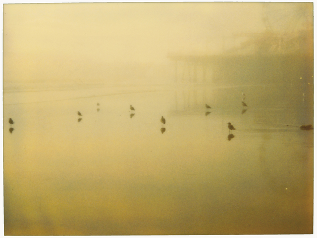 Stefanie Schneider, 'Santa Monica Pier (Stranger than Paradise)', 1997, Photography, Analog C-Print, hand-printed by the artist on Fuji Crystal Archive Paper, based on a Polaroid, not mounted, Instantdreams