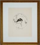 , 'Projet D'Assiette, from first ed. of 50,' 1889, David Barnett Gallery