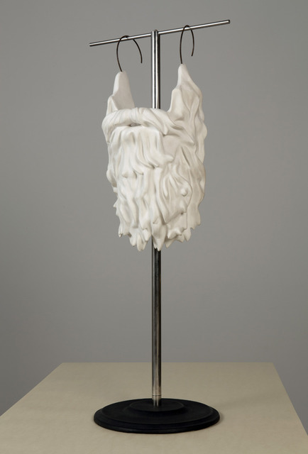 , 'No title (Plaster beard),' 1999, Gagosian Gallery