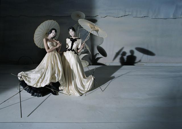 , 'Xiao Wen Ju & Fei Fei Sun, Fashion : Balenciaga, London, UK, 2014 ,' 2014, Michael Hoppen Gallery