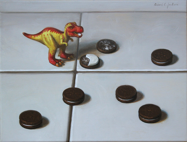 , 'Picky Eater (dimensions provided are with frame),' , Zenith Gallery
