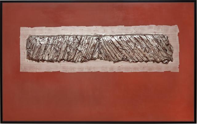 , 'La Rouge Grande,' 2015, Callan Contemporary