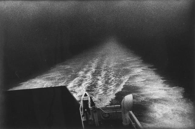 , 'Strait,' 1971, Peder Lund