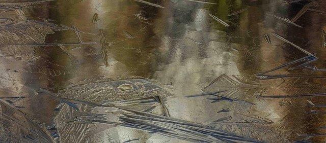 , 'Yosemite Ice,' 2018, Andra Norris Gallery