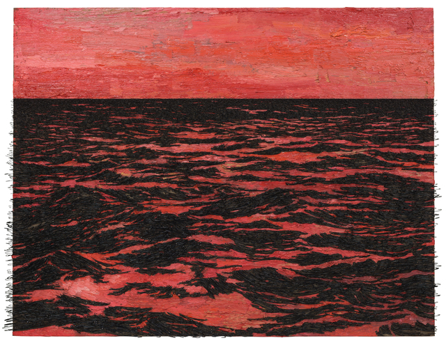 , 'Isla (Rojo),' 2014, Ben Brown Fine Arts