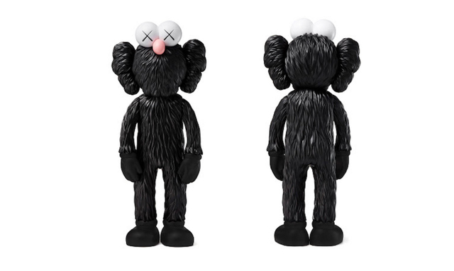 KAWS, 'KAWS BFF Black Edition', 2017, HICKS & STEVENS