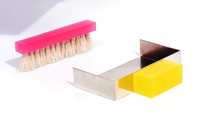 , 'Squeaky Clean set,' 2015, Cooper Hewitt, Smithsonian Design Museum