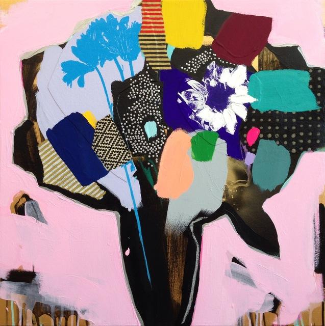, 'Vase Of Flowers,' 2016, Rebecca Hossack Art Gallery