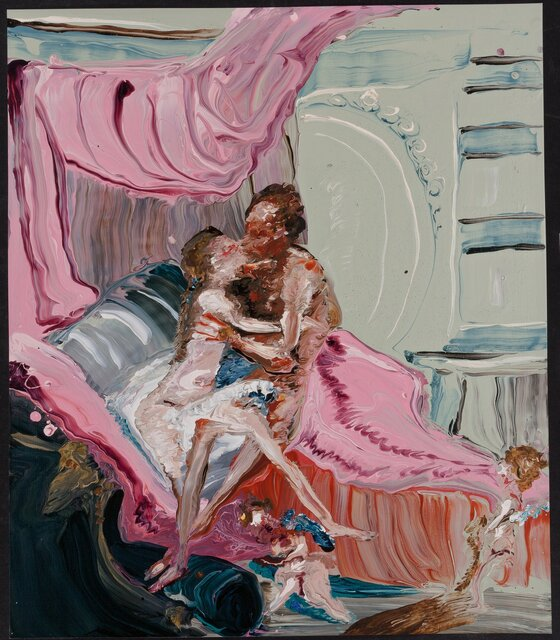 Genieve Figgis, 'Heracles and Omphale (After Francois Boucher)', 2017, Print, Archival pigment print on paper, Heritage Auctions