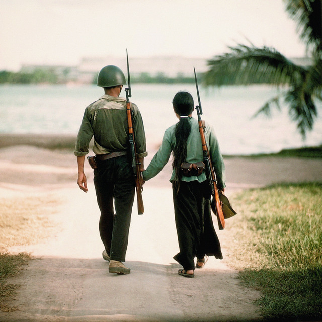 , 'Vietnam,' 1968, CAMERA WORK