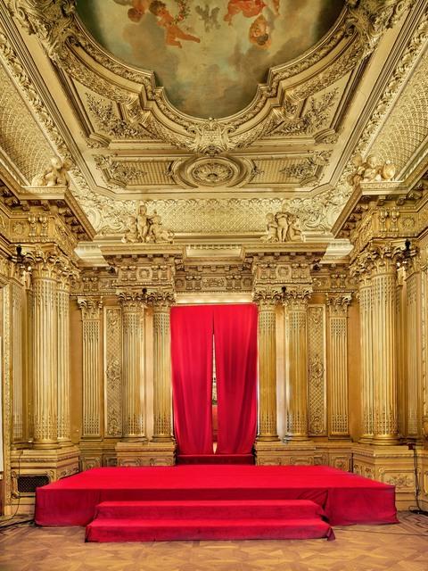 , 'Golden Theater #1, Buenos Aires,' 2017, Edwynn Houk Gallery