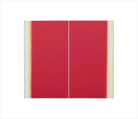 , 'Structure, Cadmium Red,' 2015, Heather Gaudio Fine Art