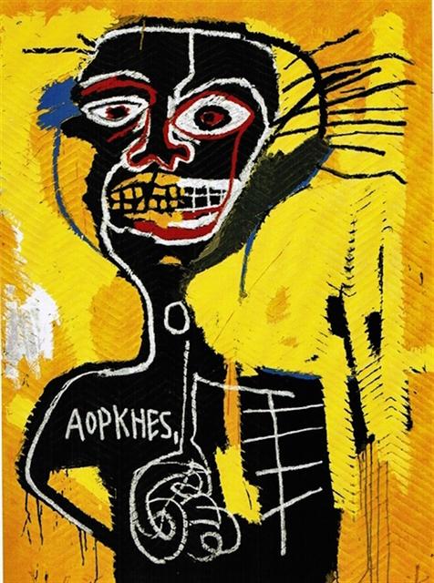 Jean-Michel Basquiat, 'CABEZA', 1985/2005, Marcel Katz Art