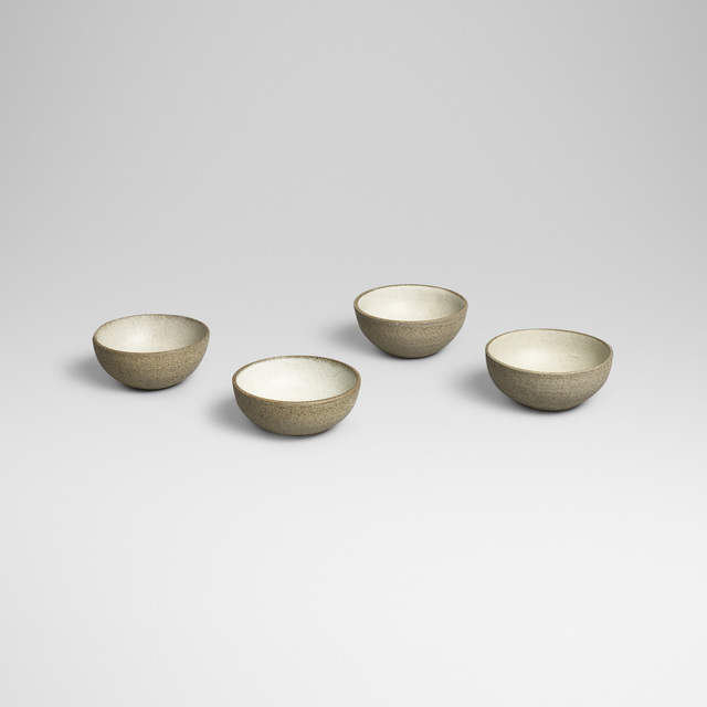 Aage and Kasper Wurtz, 'bowls, set of four', Wright