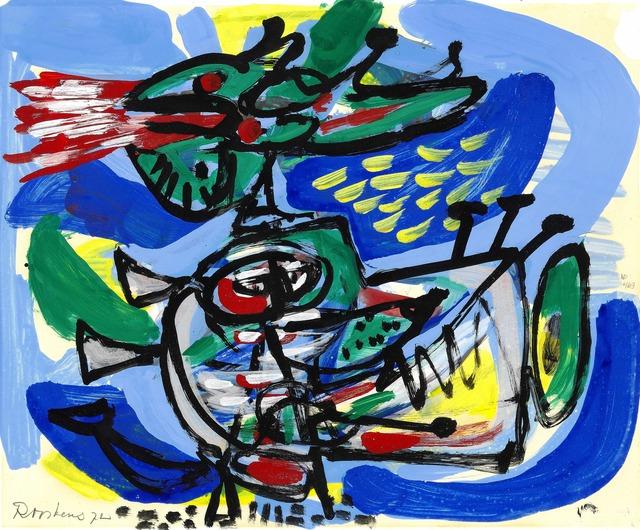 Anton Rooskens, 'Compositie 463', 1972, Okker Art Gallery