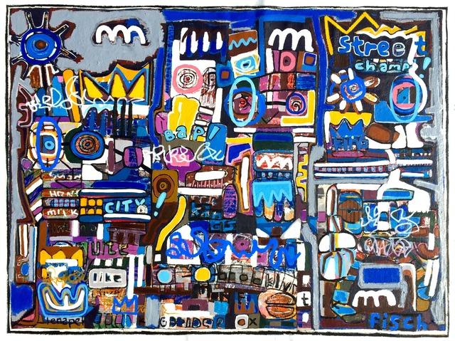 , 'Brooklyn Street Champs,' 2015, Artspace Warehouse