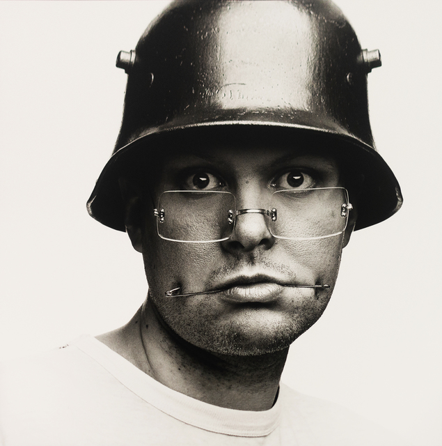 Fergus Greer, 'Leigh Bowery, Session VII, Look 39', 1994, Photography, Silver gelatin print, Michael Hoppen Gallery