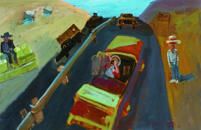 , 'Open Car,' 1990, Tang Contemporary Art