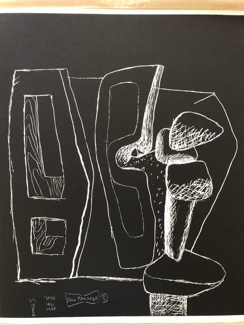 Le Corbusier, 'Ubu Le Panurge ', 1962, Samhart Gallery