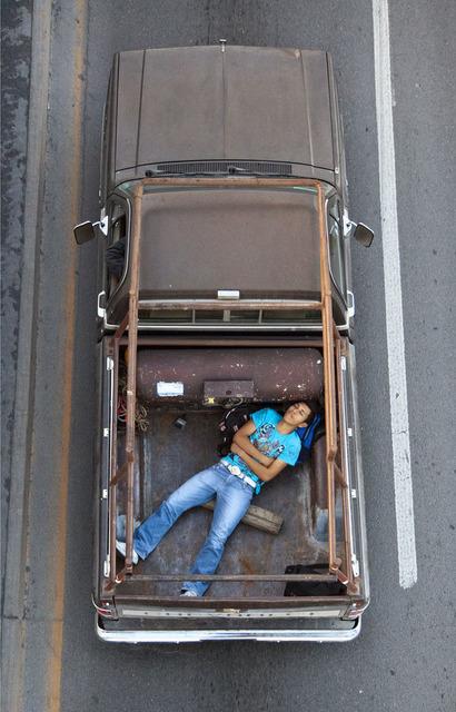 Alejandro Cartagena, 'Carpoolers #27', 2011, Circuit Gallery