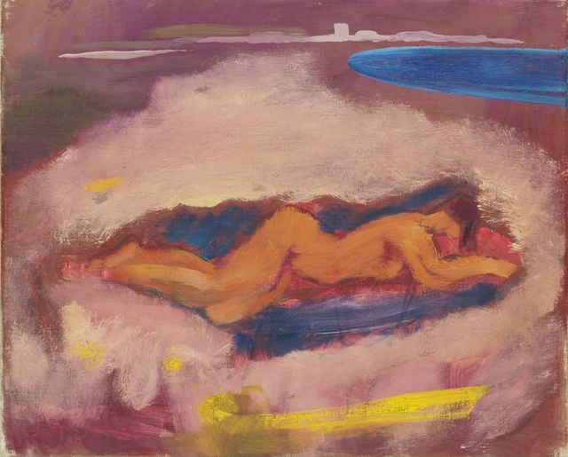 , 'Nude at Selsey,' ca. 1967, Goodman Fine Art