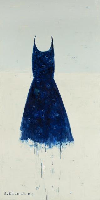 , 'Blue dedicato,' 2013, Partners & Mucciaccia