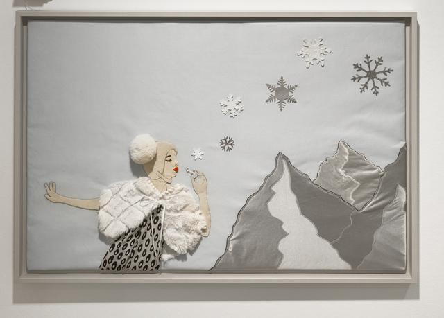 , 'Boûle de Neige,' 2014, MUCA