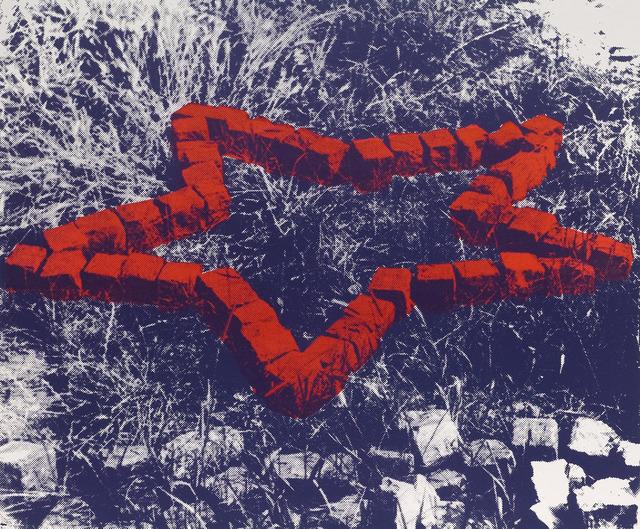 , 'Cobblestone (star) ,' 1973, VILTIN Gallery