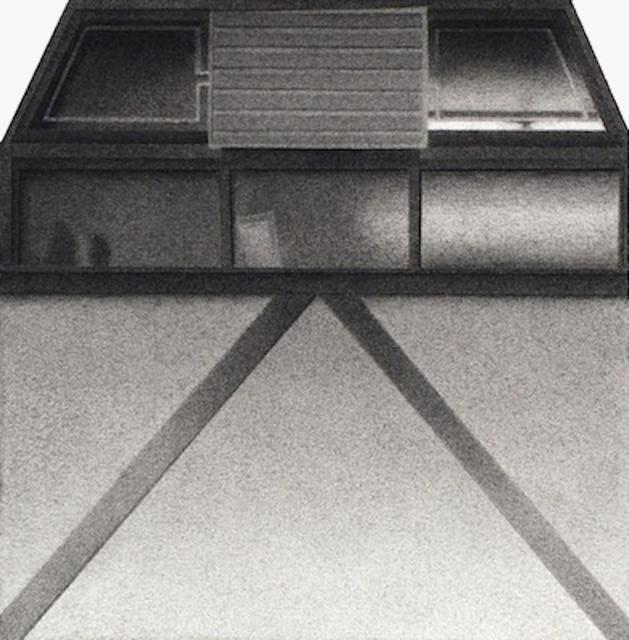 , 'Tudorface,' 2013, InLiquid