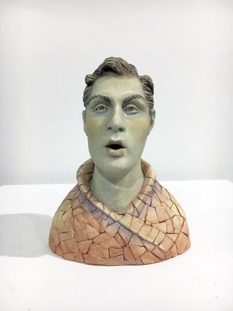 , 'Crackle Man,' 2012, Duane Reed Gallery
