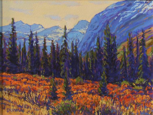 , 'Alpine Meadow (21-18),' 2018, Wallace Galleries