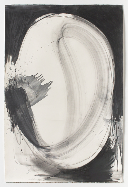 Takesada Matsutani, 'Cercle - 89-9-25  ', 1989, Japan Art - Galerie Friedrich Mueller