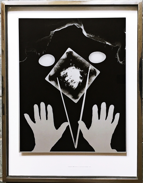 Man Ray, 'Two Hands', 1966, Alpha 137 Gallery