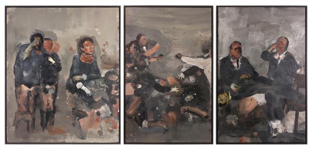 , 'Girotondo in tre quarti,' 2014, David Richard Gallery