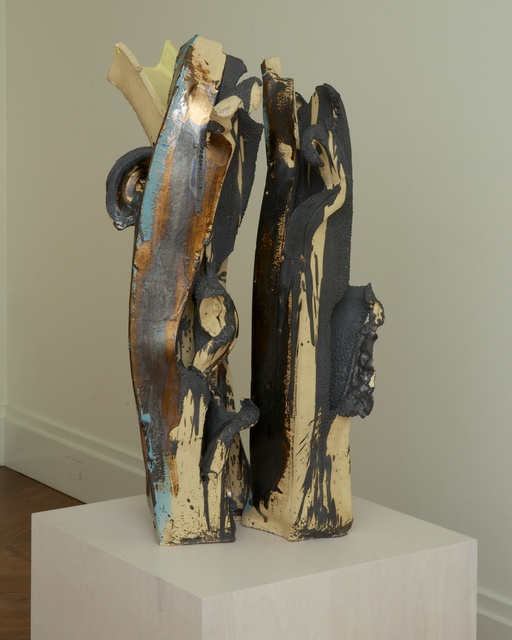 , 'Forced Bunch,' 1993, Storm King Art Center