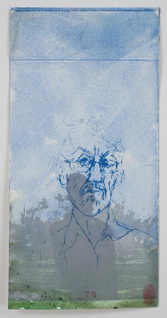 , '79,' 2015, Reynolds Gallery